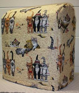 Penny's Needful Things Beach Cats Cover Compatible for Kitch