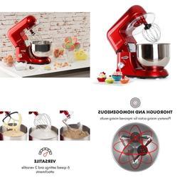 KLARSTEIN Bella • Tilt-Head Stand Mixer • Dough Hook, Fl