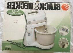 Black & Decker M280 Watt Stand Mixer for 220 Volts ONLY (Wil