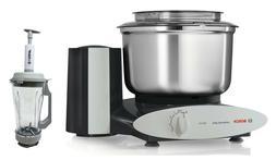 Bosch Black Universal Plus 800W 6.5 Qt Kitchen Mixer Machine