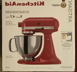 Brand New KitchenAid Artisan® Series 5 Quart Tilt-Head Stan