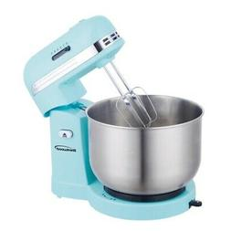 Brentwood Appliances SM-1162BL 5-Speed Stand Mixer with 3-Qu