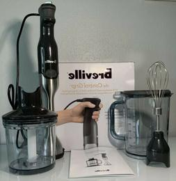 Breville BSB510XL Control Grip Immersion Blender - With Ice