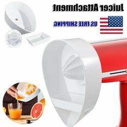 Citrus Juicer Attachment for KitchenAid Stand Mixer Orange L