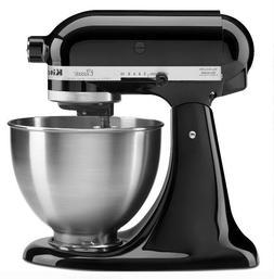 KitchenAid Classic 4.5-Qt Stand Mixer, K45SS, White
