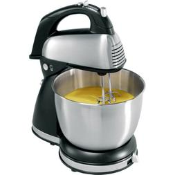 Hamilton Beach Classic Hand/Stand Mixer Brushed Stainless St