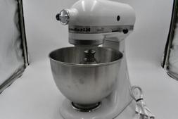 KitchenAid Classic Series 4.5 Qt 10-Speed Tilt-Head Stand Mi