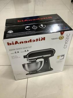 KitchenAid Classic Series 4.5 Quart Tilt-Head Stand Mixer -