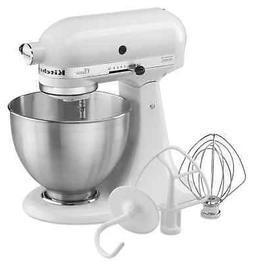 KitchenAid Classic Series 4.5-Quart Tilt-Head Stand Mixer, 1