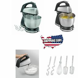 Classic Stand Mixer 6 Speed Hamilton Beach Kitchen Cooking D