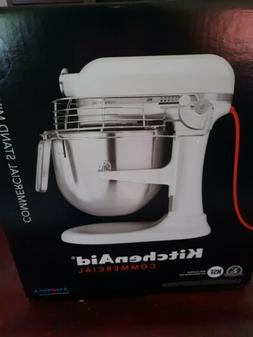 KitchenAid Commercial 8 Quart Bowl-Lift Stand Mixer with Bow