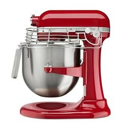 KitchenAid Commercial 8-Quart Bowl-Lift Stand Mixer with Bow