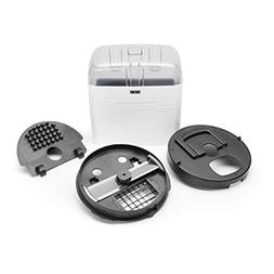 Commercial-Style Attachment Dicing Kit Fit 16-Cup KitchenAid