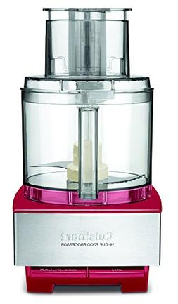 Cuisinart DFP-14NRY Custom 14 Food Processor, Stainless Stee
