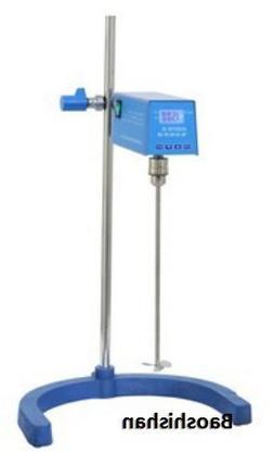 DH2015G Overhead Stirrer Laboratory Mixer 80L Timer 9999min