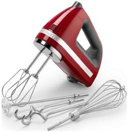 KitchenAid 9-Speed Digital Display Hand Mixer Empire Beautif