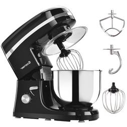 Costway Electric Food Stand Mixer 6 Speed 5.3Qt 800W Stainle