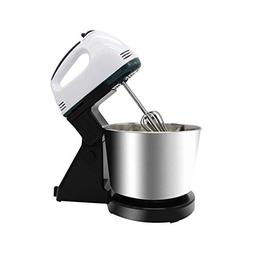 Electric Food Mixer Table Stand Cake Dough Mixer Handheld Eg