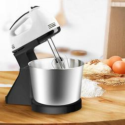 Electric Egg Beater Hand Food Blender Kitchen Stand Mixer Ca