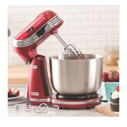 Electric Mixer for Everyday Use6 Speed Stand Mixer with 3 qt