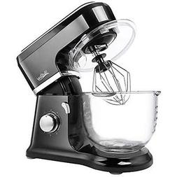Electric Stand Mixers Mixer,Baking With Visual Glass Bowl 4.
