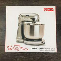 Dash Everyday 3qt Stand Mixer - Gray