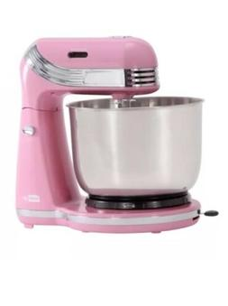 Everyday Pink Stand Mixer To Whip Up Any Treats 2.5qt by Das