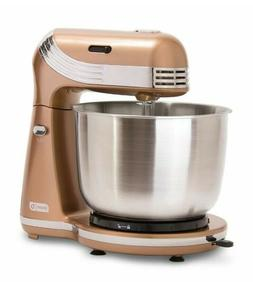 Dash Everyday Stand Mixer 6-Speeds Copper