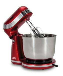 Dash Everyday Stand Mixer 6-Speeds Red
