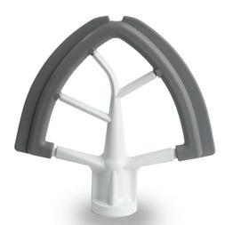 Flex Edge Beater Mixer Attachments Fits Tilt-Head Stand For