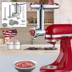 Food Meat Grinder Attachment For KitchenAid Kitchen Aid Stan