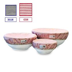 Food Savers Storage Containers Earth Bunny Fabric Bowl Cover
