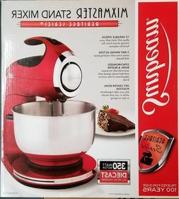 Sunbeam FPSBSM2105 Heritage Series 350-Watt Stand Mixer Red