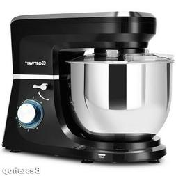 Freeship- 6 Speed 7.5 Qt Tilt-Head Stainless Steel Electric