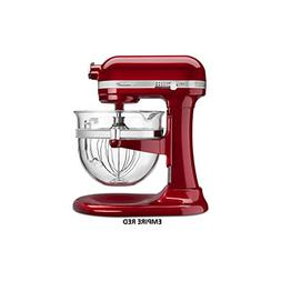 Genuine KitchenAid 6 Qt Stand Mixer 5KSM6521X Backed by Kitc