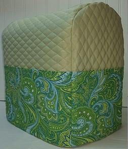 Penny's Needful Things Green Blue Paisley Cover Compatible f