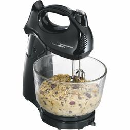 Hamilton Beach Power Deluxe 6 Speed Stand Mixer w/Included A