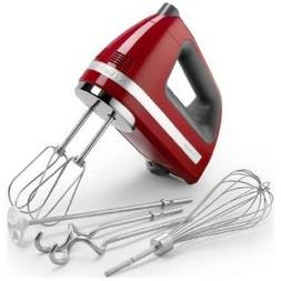 KitchenAid 9-Speed Hand Mixer