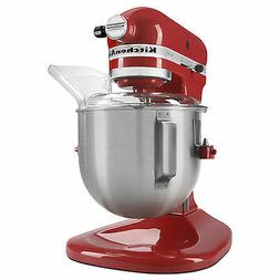 KitchenAid HEAVY DUTY pro 500 Stand Mixer Lift ksm500psgr 5-