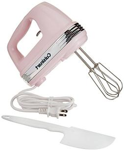 Cuisinart HM-50PK Power Advantage 5-Speed Hand Mixer, Pink