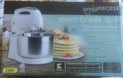 Kitchen Living, HM925, 4qt. Stand Mixer, Code: 1843, 5 Speed