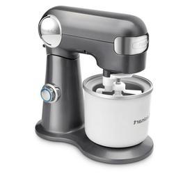 Ice Cream Maker Attachment forSM50 Series Stand Mixer Frozen