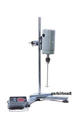 JB-500D Digital Display constant speed mixer stainless steel