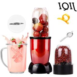 JIQI Mini Portable Electric juicer Blender Baby Food Milksha
