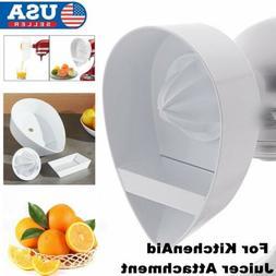 Juice Attachments For Kitchenaid Citrus Juicer Stand Mixer A