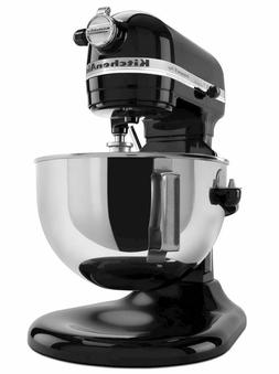Kitchenaid Kitchen Aid Ka Black professional Stand Deluxe El