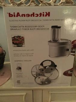 Kitchen & Stand Mixer Exactslice Attachment Food Processor
