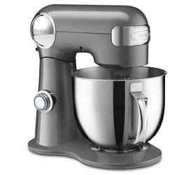 Kitchen food Stand Mixer Cuisinart 5.5-Qt.  Brushed Chrome