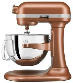 KitchenAid Professional 600 Series 6 Quart Stand Mixer, Copp