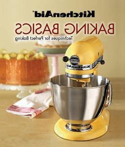 KitchenAid Baking Basics: Techniques for Perfect Baking